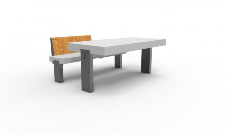 Picnic table and bench II